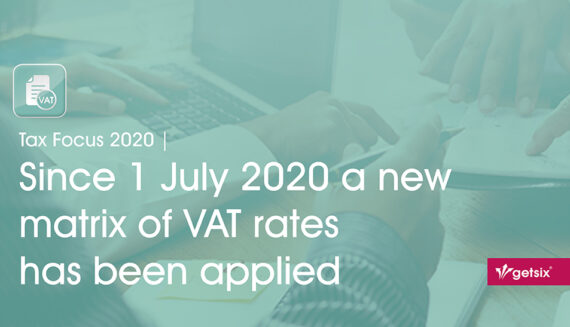 New matrix of VAT - header image