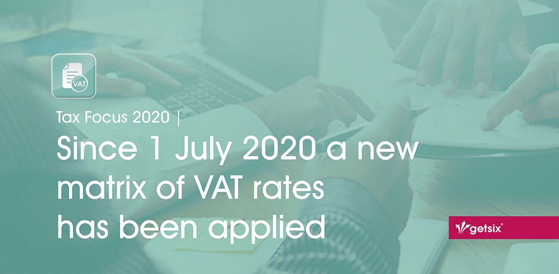 New matrix of VAT - header image