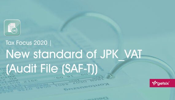 New standard of JPK_VAT (Audit File (SAF-T)) - post header