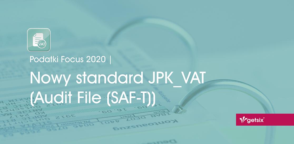Nowy standard JPK_VAT (Audit File (SAF-T)) - obrazek tytułowy