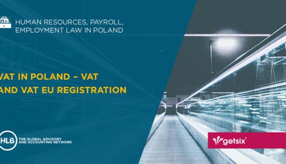 VAT in Poland - VAT and VAT EU registration