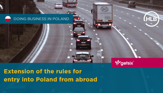 Extension of the rules for entry into Poland from abroad