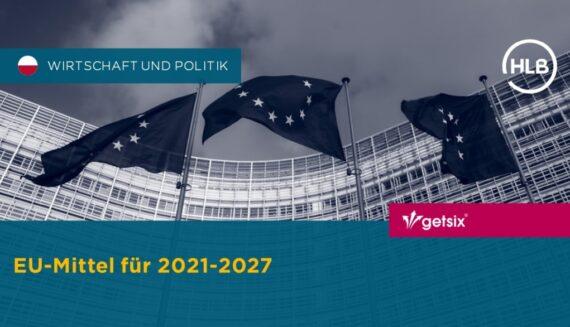 EU-Mittel für 2021-2027